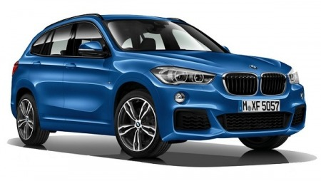 BMW-X1-Right-Front-Three-Quarter-65929